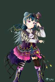 halloween torrents fan made halloween yohane schoolidolfestival