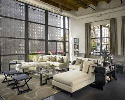 Living Room With White Furniture 25 Best Industrial Living Room Ideas Remodeling Photos Houzz