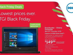 black friday deals on hp laptops dell black friday 2015 ad leaks with 149 windows 10 laptop 99