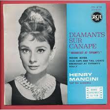 diamant sur canapé diamants sur canape by henry mancini ep with neil93 ref 117607995