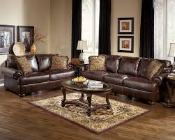 Grey Leather Living Room Set Enchanting Living Room Cheap Grey Brown Leather Set