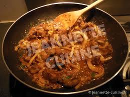 cuisine rognon rognons aux pommes de terre plat jeannette cuisine