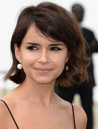 ways to style chin length hair best 25 short blunt bob ideas on pinterest bob messy bob and
