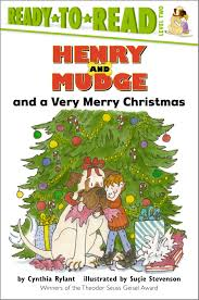 henry and mudge and a merry book by cynthia