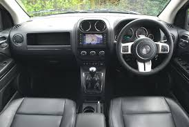 jeep compass limited interior jeep compass estate review 2011 2015 parkers