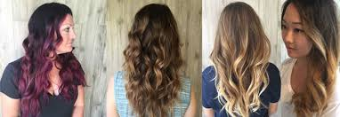 the hottest holiday hair trends