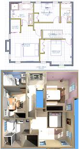 Floor Plans For 1500 Sq Ft Homes The North Carolina Colonial House Plan Simply Additions
