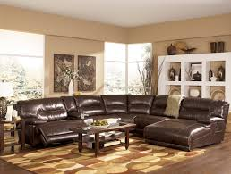 Sectional Leather Sofas With Recliners by Chair U0026 Sofa Sectional Sofas At Ashley Furniture Ashley