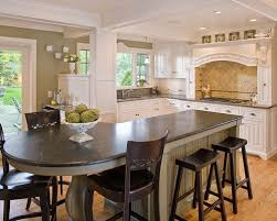 kitchen island with table combination kitchen luxury kitchen island table combination 1400985157707