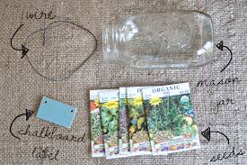 diy mason jar herb garden averie lane diy mason jar herb garden