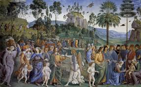 moses leaving for egypt perugino wikipedia