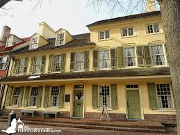 story and a half house the indian king tavern where the state of new jersey was