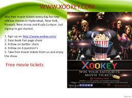 free movie tickets online deals on movie tickets xookey