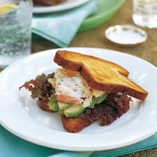 Seafood Recipes For Entertaining Martha by Crab Salad Sandwich