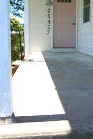 Removing Paint From Concrete Steps by 3 Steps To Painting Cement Floors Homestead 128