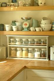decorating ideas for kitchen shelves 40 country kitchen shelves rustic country kitchen shelves by