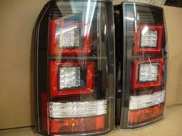 discovery 2 rear light conversion land rover discovery 4 rear lights led meduza design ltd