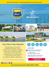 Ocean City Md Map Ocean City Maryland Rv Parks Ocean City Campgrounds Rv Camping