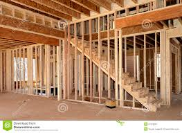 new home construction interior stock photo image 51379397
