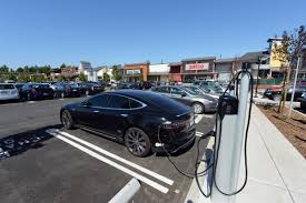 electric vehicles tesla california may adopt bigger incentives for electric cars