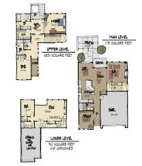 Outdoor Living Floor Plans by Grays Peak 3 Bed 4 Bath 2 952 Sq Ft Custom Home