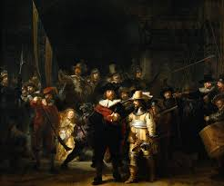 most famous paintings the night watch by rembrandt van rijn
