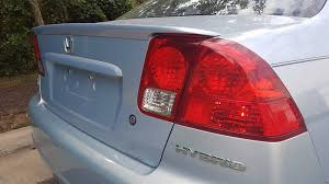 2005 honda civic trunk 2005 honda civic hybrid 4dr sedan in chantilly va m m auto brokers