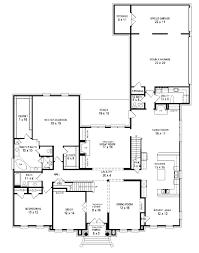 5 bedroom house plan 5 bedroom house plans gallery photo lovely 7 floor plan