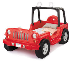 barbie jeep power wheels 90s amazon com little tikes jeep wrangler toddler to twin bed toys