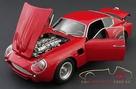 car picker red aston martin db4 gt zagato