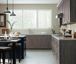 Laminate Kitchen Cabinets Schrock Cabinetry - Black laminate kitchen cabinets