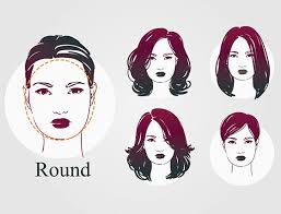 hairstyle for fat chinese face most flattering hairstyles for round faces