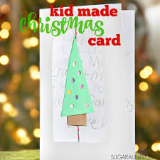 develop fine motor skills with a homemade christmas card the ot
