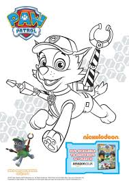 nickelodeon coloring book paw patrol pups and the pirate treasure colouring page printables
