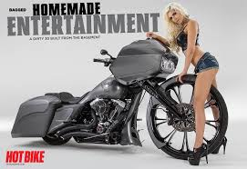 homemade entertainment custom harley davidson road glide