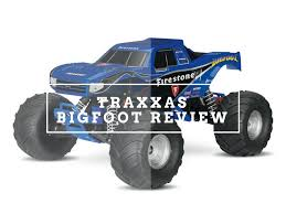 bigfoot monster truck pictures traxxas bigfoot review u2013 review of the monster truck u2022 rc state