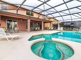 stunning resort 7 bed villa pool spa homeaway kissimmee