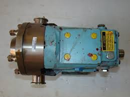 waukesha cherry burrell rotary positive displacement pump 030u2ap