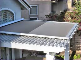 outdoor ideas awesome patio covers roll up patio blinds porch