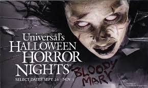 halloween horror nights 2015 florida residents universal orlando brochures u0026 miscellaneous items