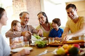 family dinner table pictures images and stock photos istock
