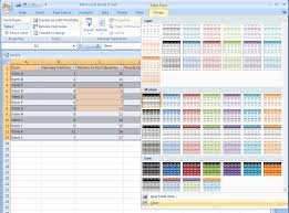 Change Table Style In Excel Remove Or Clear A Table Style Table Format Table Microsoft