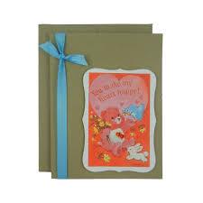 valentine u0027s card handmade recycled care bear valentine u0027s