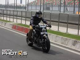 hellcat x132 dhoni dhoni sachin zip zap zoom at buddh international circuit photo