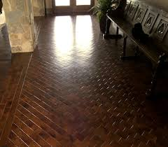 mesquite flooring end grain home interior diy