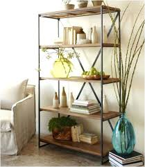 bookcase steel and wood garage shelving unit steel and wood