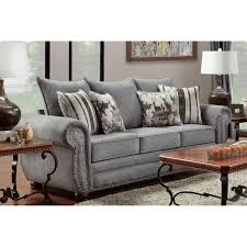 Sofa Bed American Furniture American Furniture Classics Elk River Storm Sofa Free Shipping