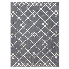 Black And Gold Rug Gray Area Rugs Target