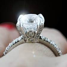 custom engagement rings images Buy heart touching custom engagement rings jewelryable wedding jpg