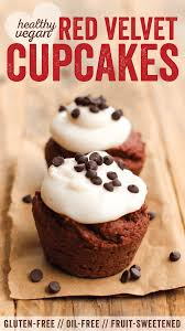 vegan red velvet cupcakes gluten oil u0026 sugar free